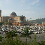 santuário recorde de visitantes