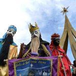encontro de Folia de Reis no Santuário Nacional de Aparecida