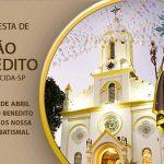 Aparecida vive expectativa para o início da 109ª Festa de São Benedito