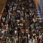 Basílica de Aparecida recebe mais de 12,6 milhões de fiéis em 2018