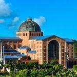 Basílica de Aparecida terá fachadas revestidas com passagens bíblicas