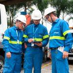Gás natural encanado é a novidade para a cidade de Aparecida (SP)
