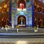 Santuário Nacional retoma missas com a presença de devotos