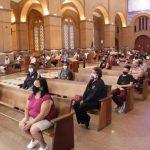 Após liberação do STF, Basílica de Aparecida volta a ter missas presenciais